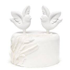 Love Bird Cake Picks