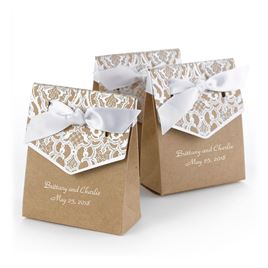 Wedding Favor Boxes: 