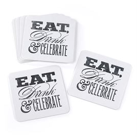 Wedding Coasters: 