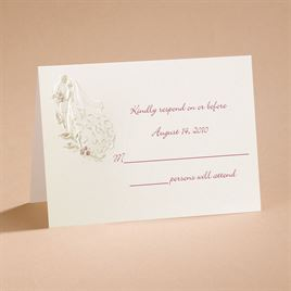 Unsurpassed - Respond Card and Envelope