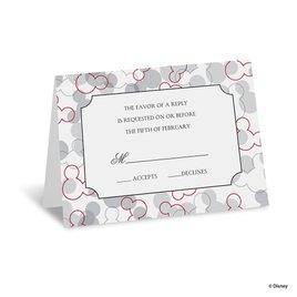 Disney - Oh, Boy! Invitation Response Folder - Mickey Mouse