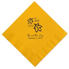 Sunflower Dinner Napkin