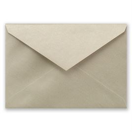 Champagne Shimmer Outer Envelope - 5 7/16 x 7 7/8