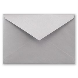 Silver Shimmer Outer Envelope - 5 7/16 x 7 7/8