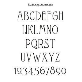 Eubanks Address Stamp