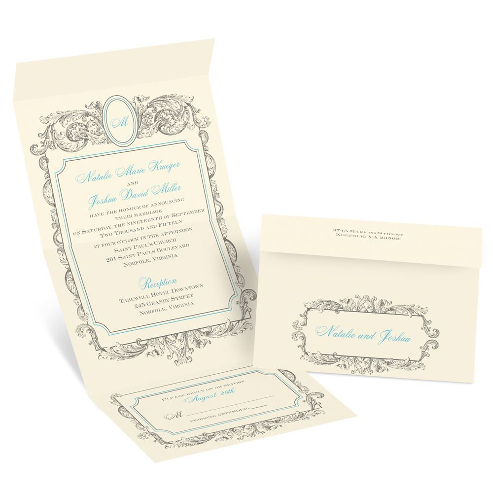 Seal And Send Wedding Invites is awesome invitation ideas