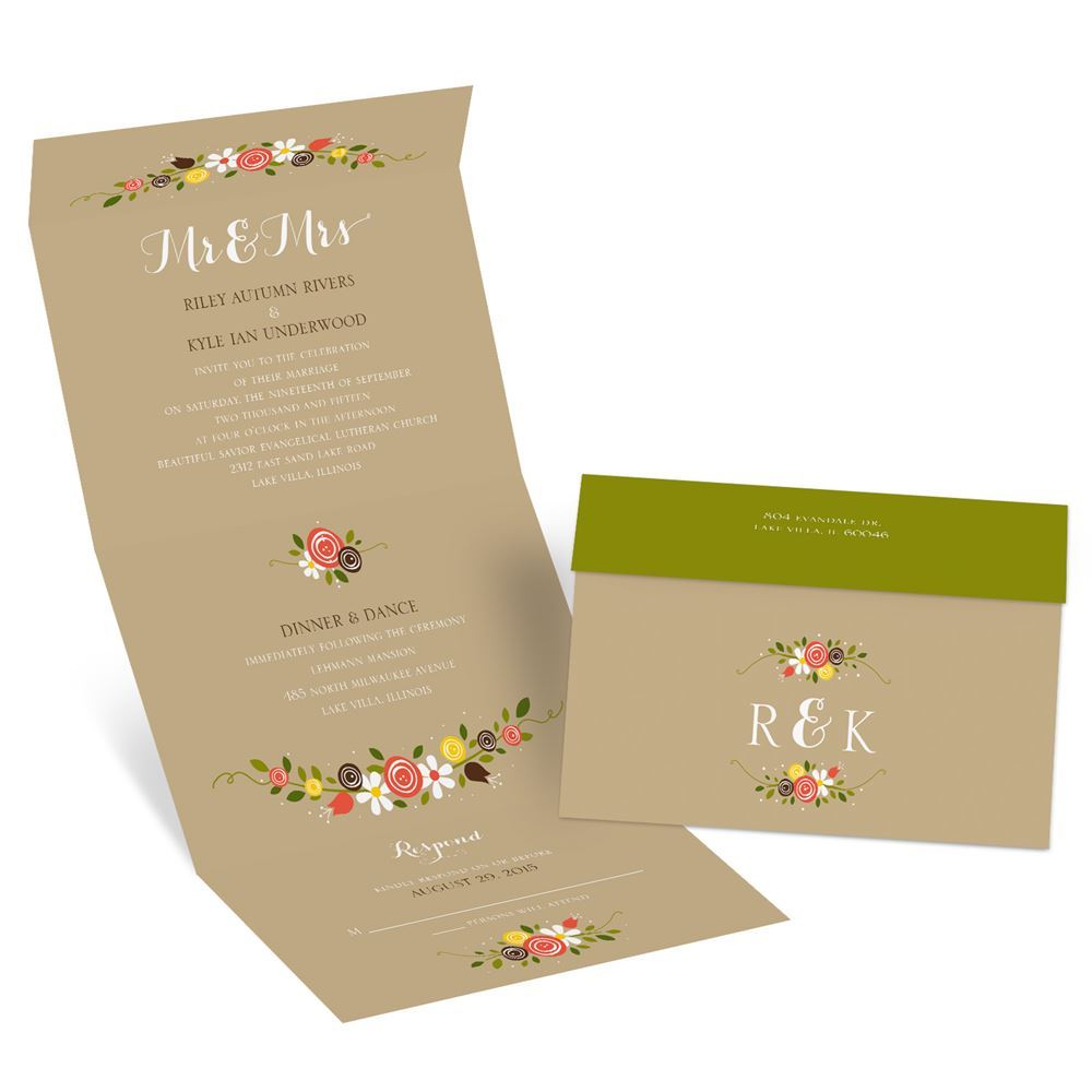 The Best Wedding Invitations For You Addressing Seal And Send