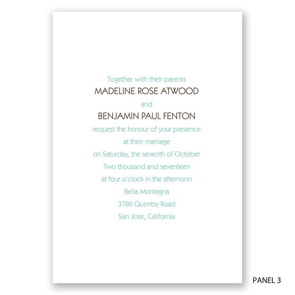 Happy Together Invitation | Invitations By Dawn