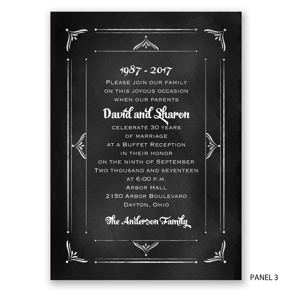 We still do anniversary invitation invitations by dawn we still do anniversary invitation stopboris Images
