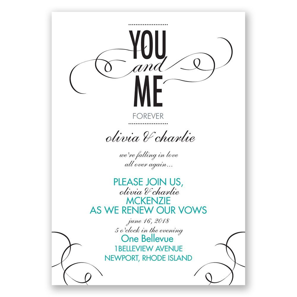Vows Renewal Invitations is awesome invitations example