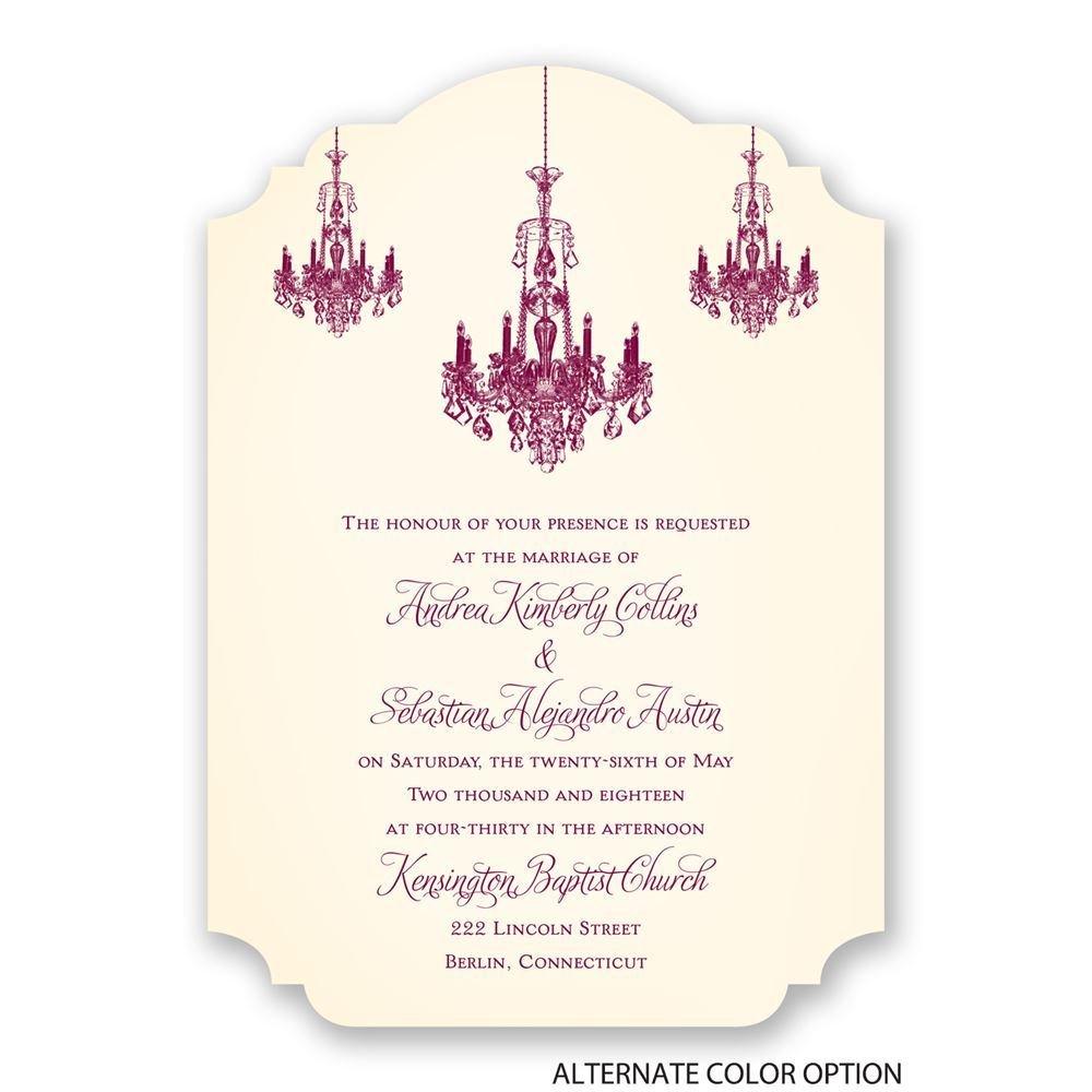 ballroom beauty invitation invitations by dawn