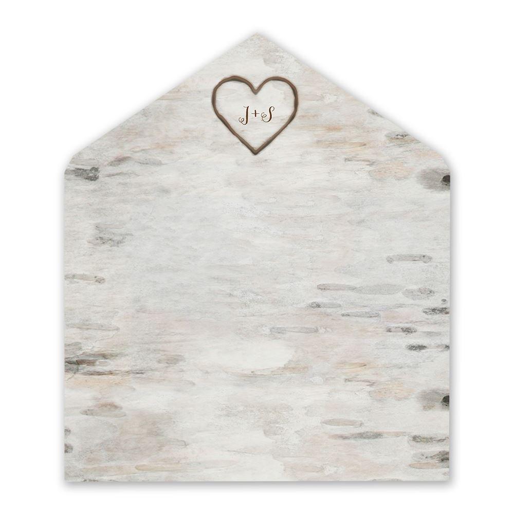 love for infinity envelope liner