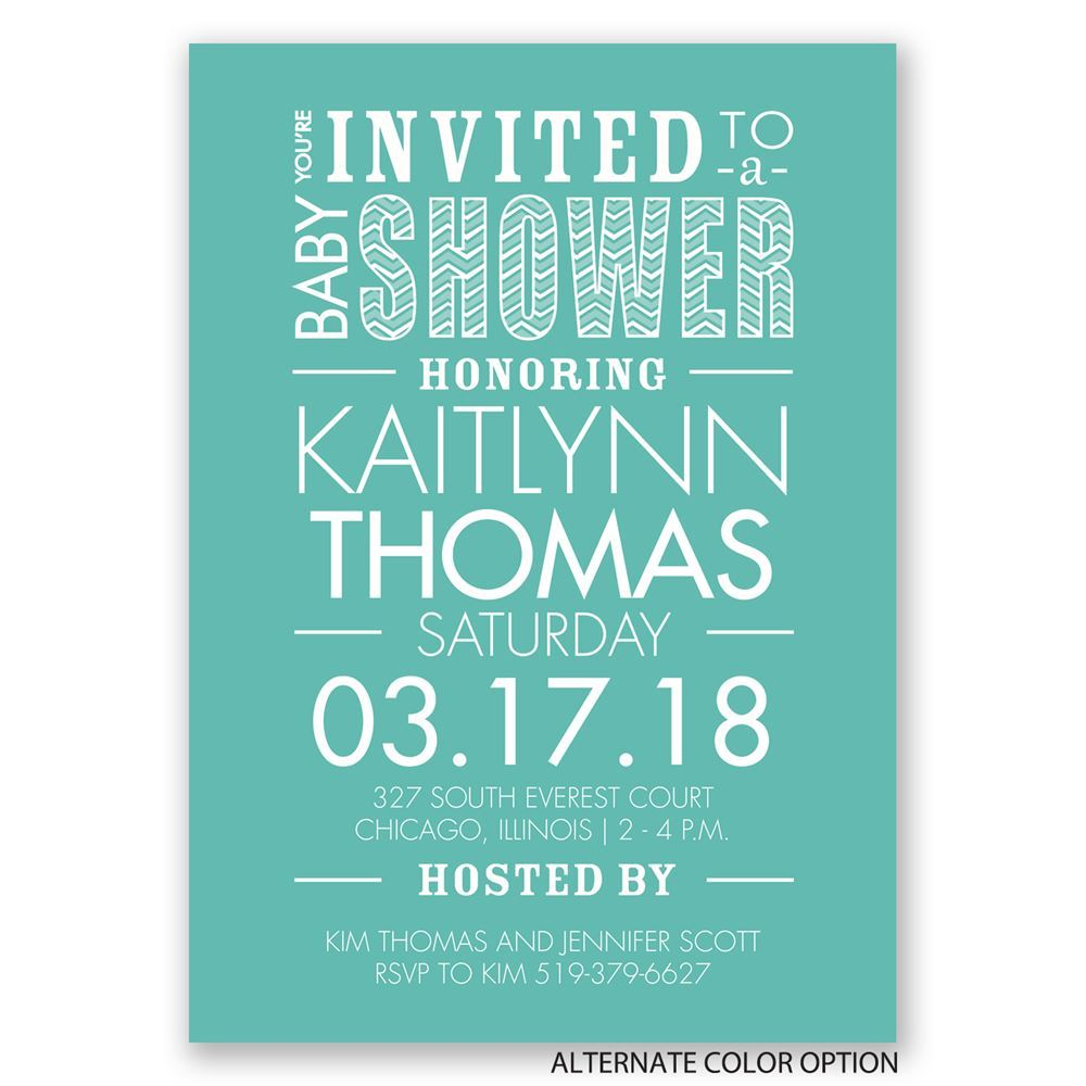 Youre Invited Baby Shower Invitation Invitations By Dawn