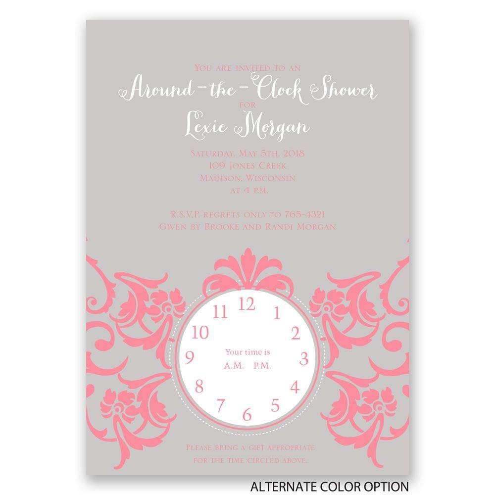 Antique Dream Bridal Shower Invitation | Invitations By Dawn