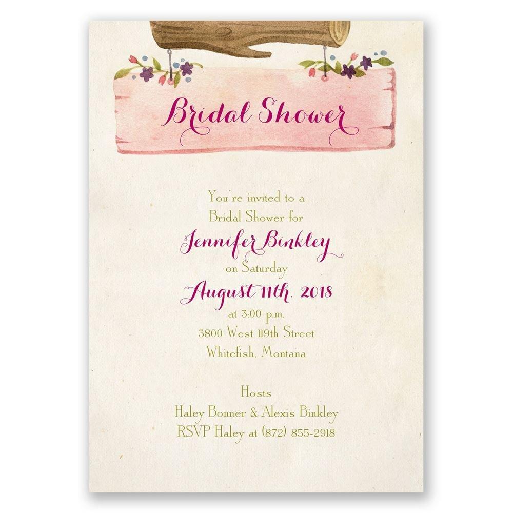 Vintage love bridal shower invitation invitations by dawn for Classic bridal shower invitations