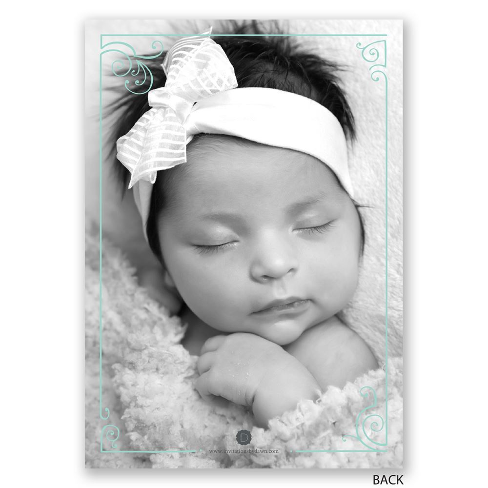 Special Day Baptism Invitation | Invitations By Dawn