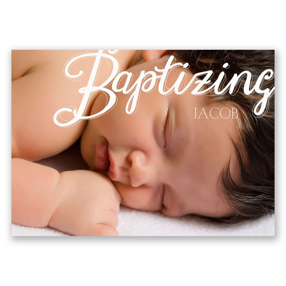 baby s big day baptism invitation invitations by dawn
