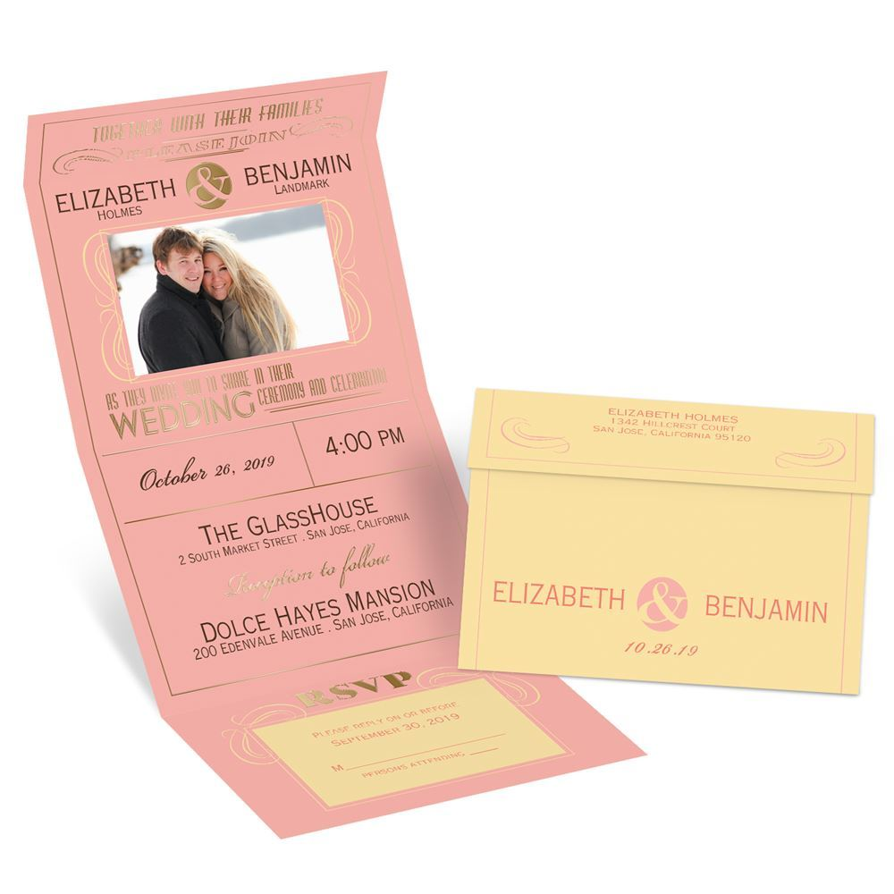 seal and send wedding invitations  invitations by dawn, Wedding invitations