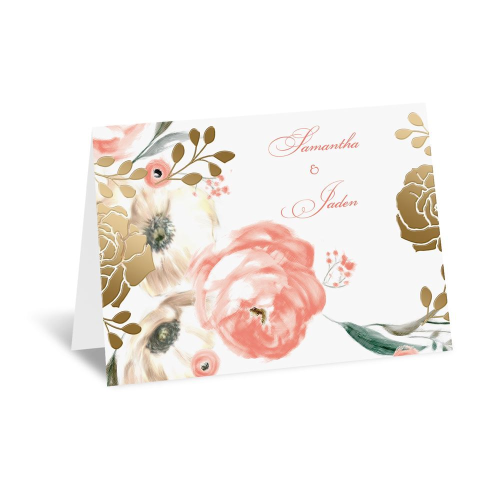 Wedding Thank You Cards & Notes | Invitations by Dawn