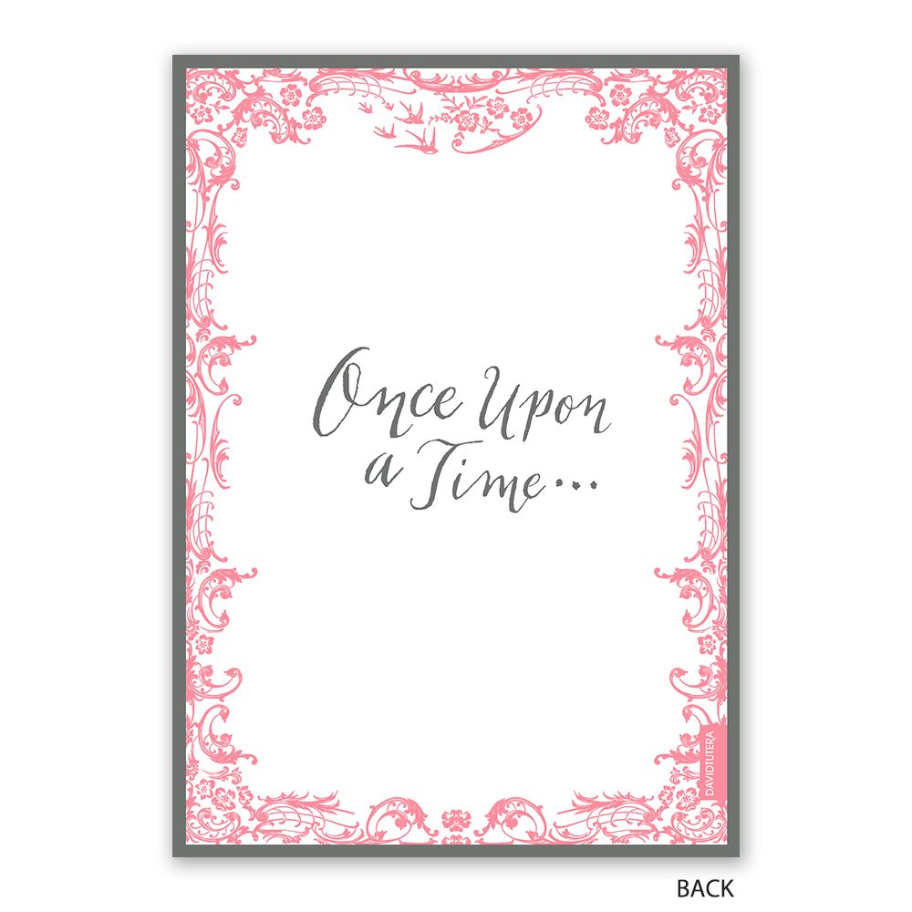 Fairytale Beauty Baby Shower Invitation   Invitations By Dawn