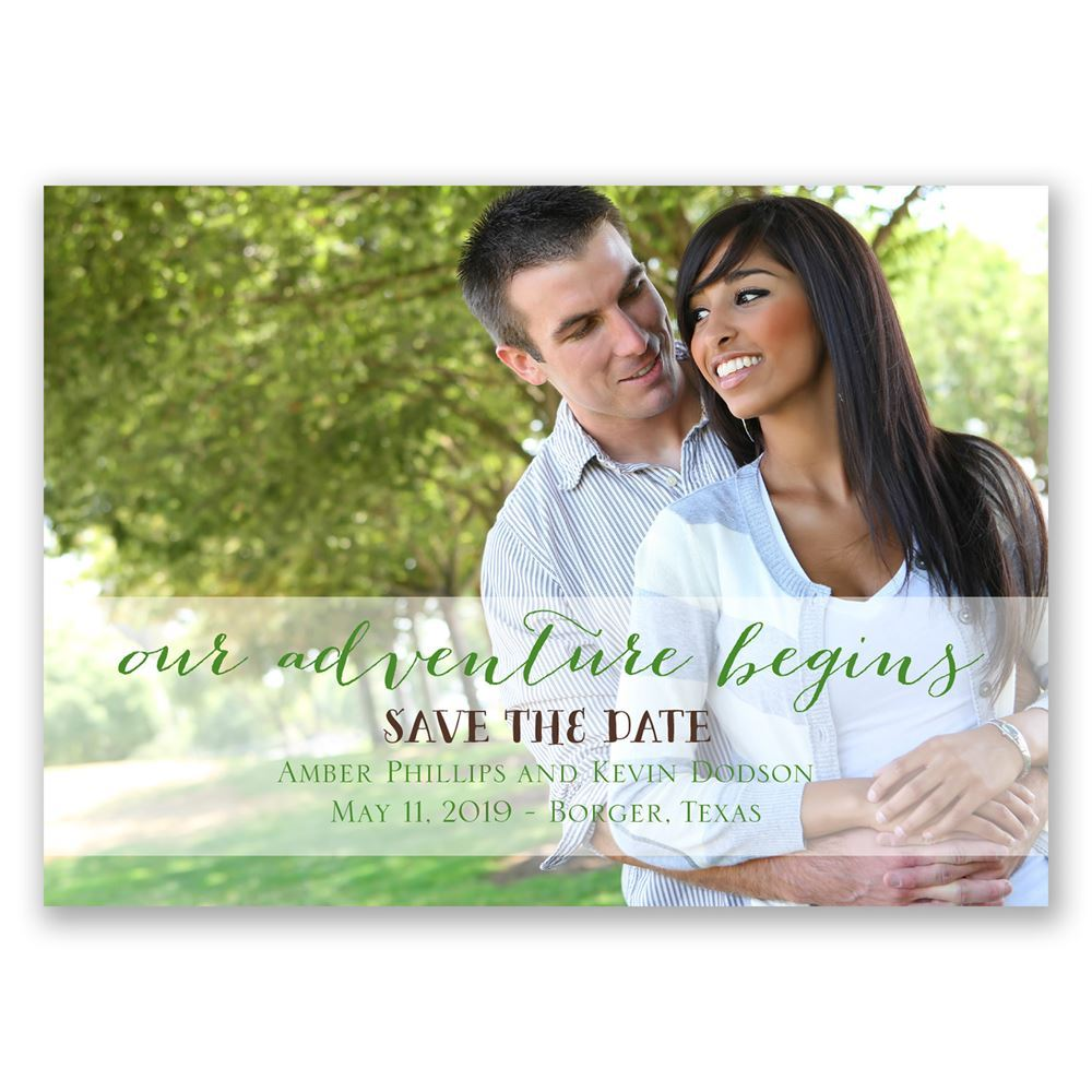 Save the Date Magnets | Invitations By Dawn