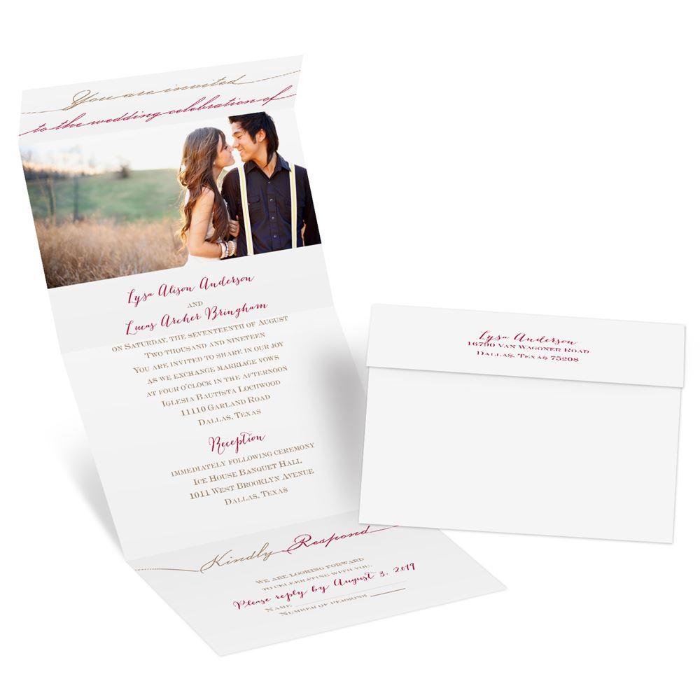 Simply Inviting Seal And Send Invitation Invitations By Dawn