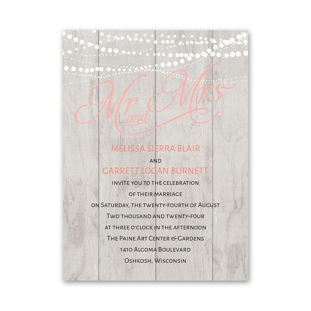 shabby chic wedding invitations  invitationsdawn, invitation samples