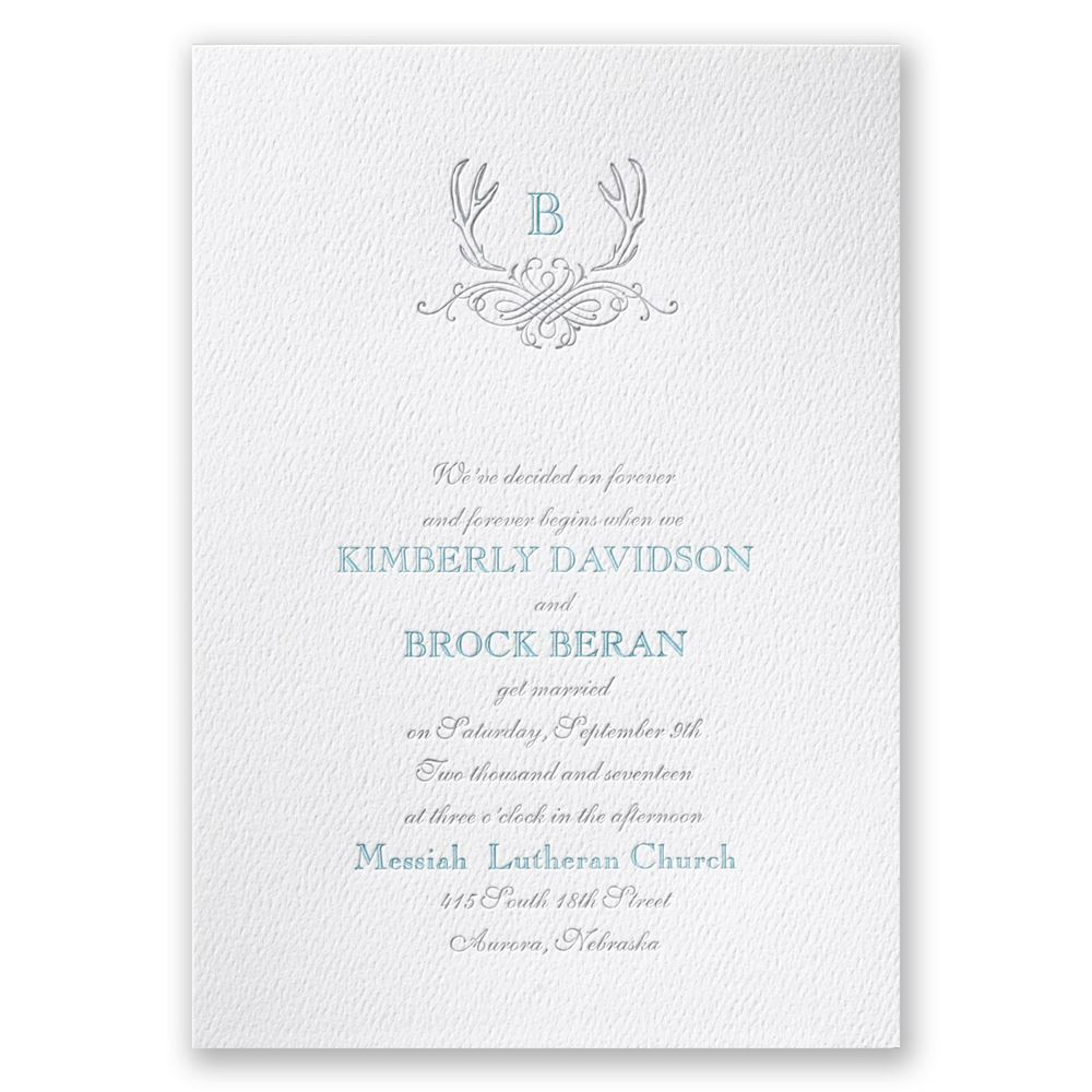 simple wedding invitations | invitations by dawn, Wedding invitations