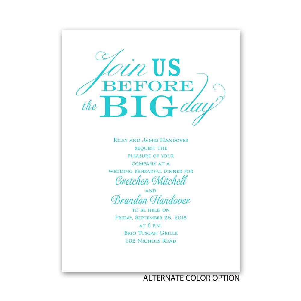 join us petite rehearsal dinner invitation invitations by dawn