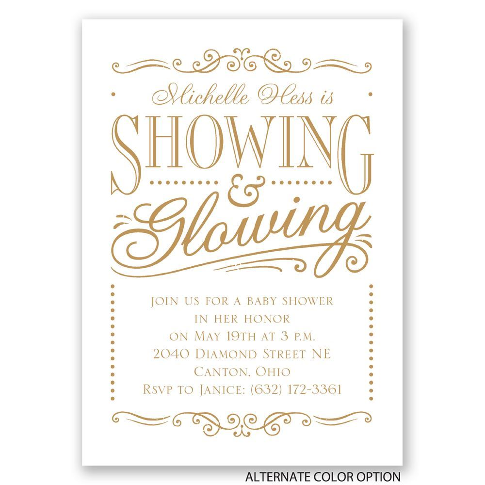 Thermography Printing Invitations was good invitation layout