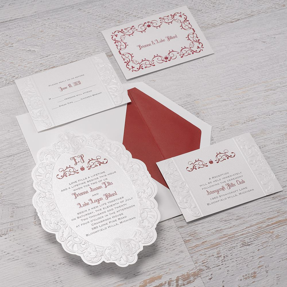 Disney Mirror Mirror Invitation Snow White | Invitations By Dawn