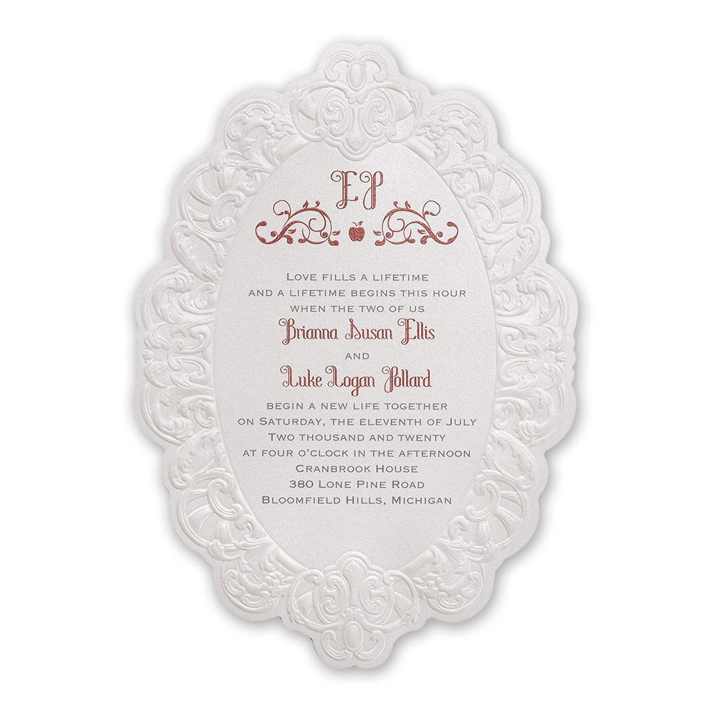 Disney Mirror Mirror Invitation Snow White Invitations