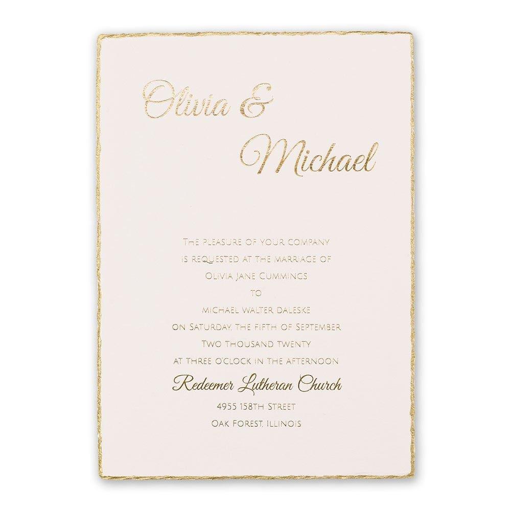 Traditional Wedding Invitations – Traditional Wedding Invitations
